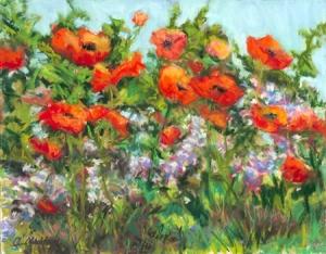 Poppy Patterns by Christina Madden