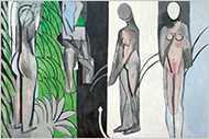The Bathers By a River by Matisse