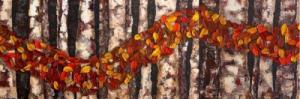 Autumn River by Wanda Pepin