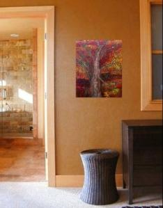 Colors of Autmun by WANDA PEPIN on display on your wall!