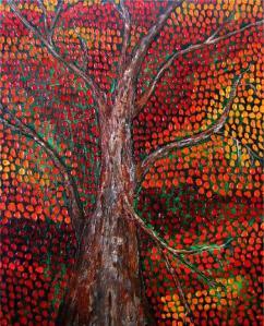 Colors of Autumn by Wanda Pepin