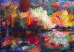 Autumn Blaze by Christina Madden