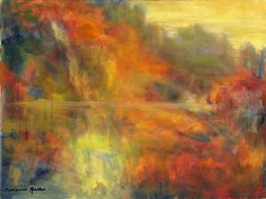 Autumn Light by Christina Madden